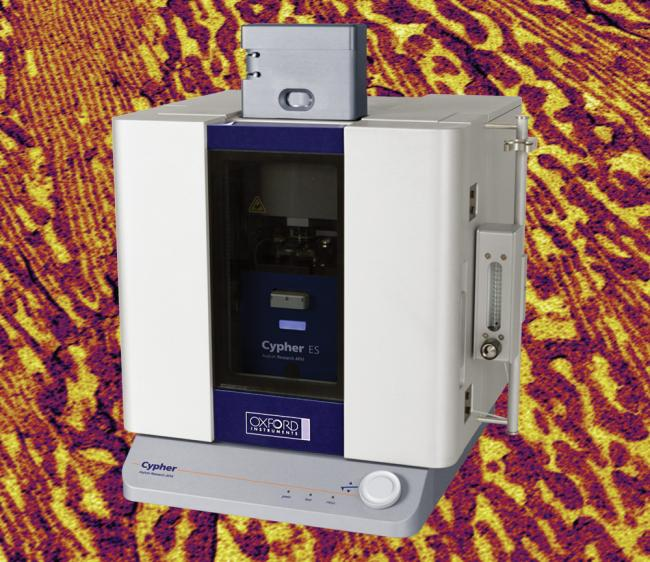 Cypher ES Polymer Edition Atomic Force Microscope (AFM)